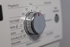 Strom sparen mit der Waschmaschine